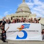 Solicitan en Congreso de EEUU libertad para losCinco